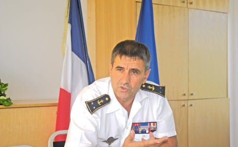 16-10-15-Le-contre-amiral,-Olivier-Coupry,-nouveau-commandant-supérieur-(COMSUP)-des-forces-armées-aux-Antilles