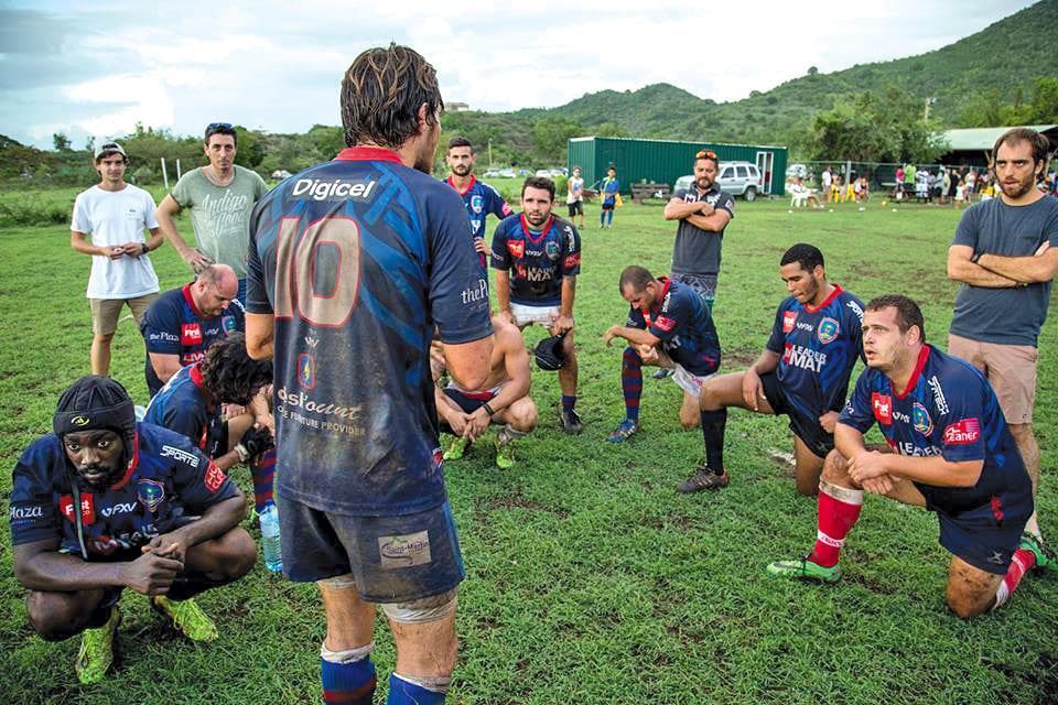 Rugby Et Maintenant Les Barracudas Faxinfo