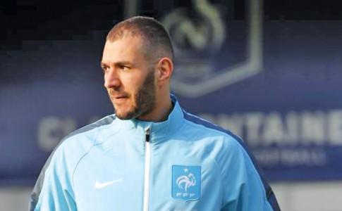 15-04-16-Karim-Benzema-privé-d'Euro-en-France-!