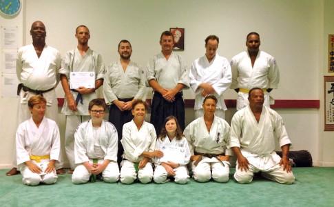 24-06-16-Les-membres-de-l'Aïkitaï-Jutsu-SXM