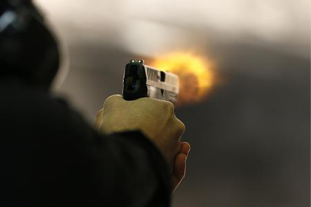 Image Coup De Feu un individu blessé par balle sur le parking de galisbay | faxinfo