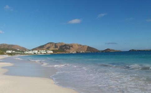 plage de la baie orientale
