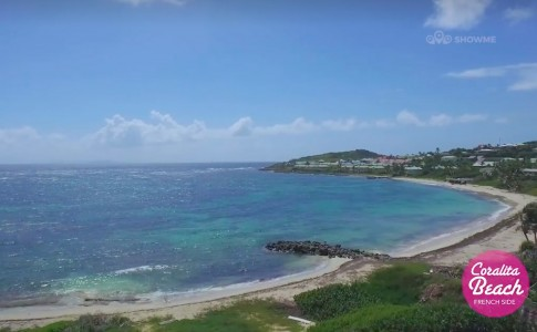 Crédit : capture d'écran vidéo «Beaches Saint-Martin»
