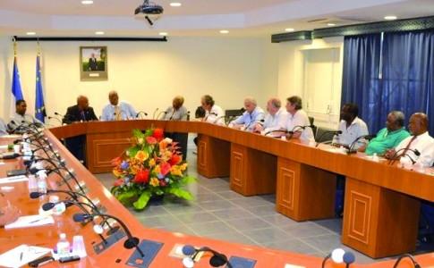 18-04-17 Rencontre_president_Gibbs_avec_CESC