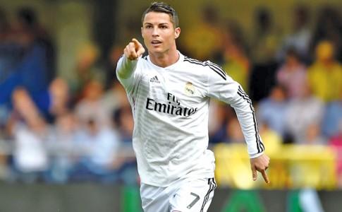 Ronaldo est le sportif le mieux payé au monde !
