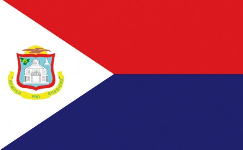 sint-maarten-drapeau
