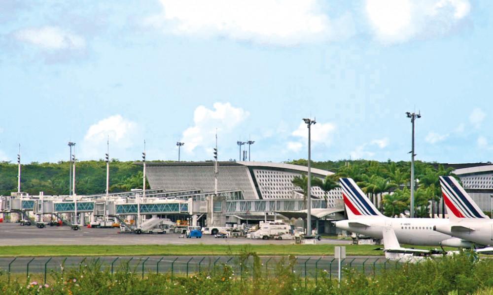 aéroport air caraibe