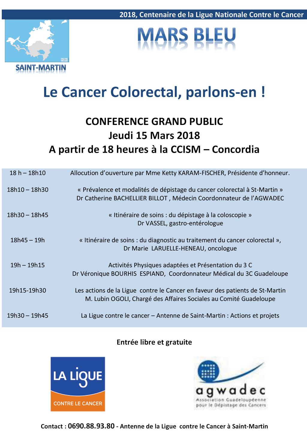 Blue March 2018 A Month Dedicated To Colorectal Cancer Screening Faxinfo
